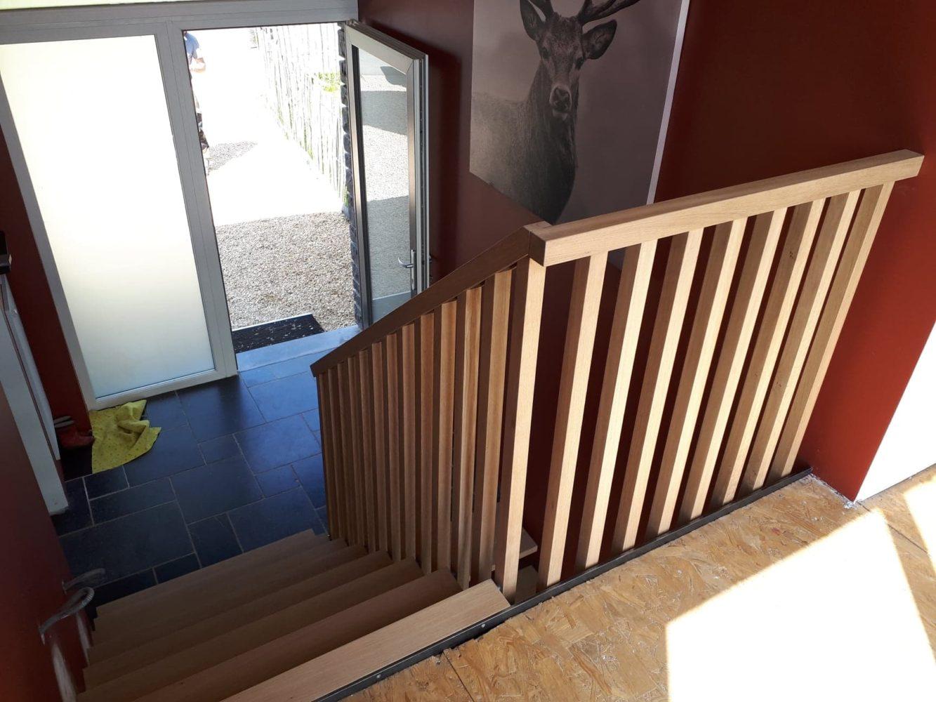 Escalier En Bois Avec Rangement tendance bois - menuiserie et mobilier bois | escalier bois