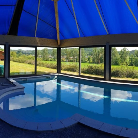 chassis alu poolhouse